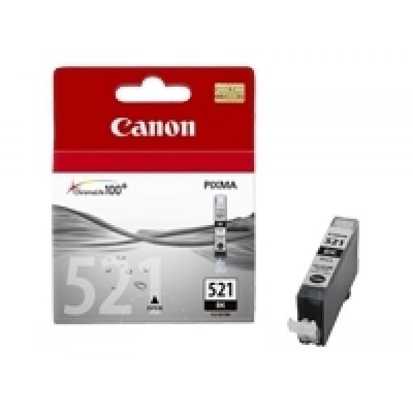 Cartus cerneala Canon Black CLI-521B