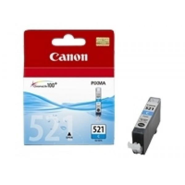 Cartus cerneala Canon Cyan CLI-521C