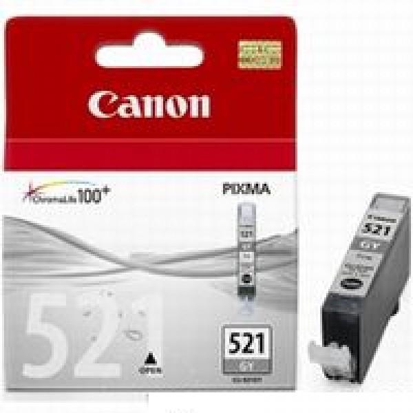 Cartus cerneala Canon Grey CLI-521GY