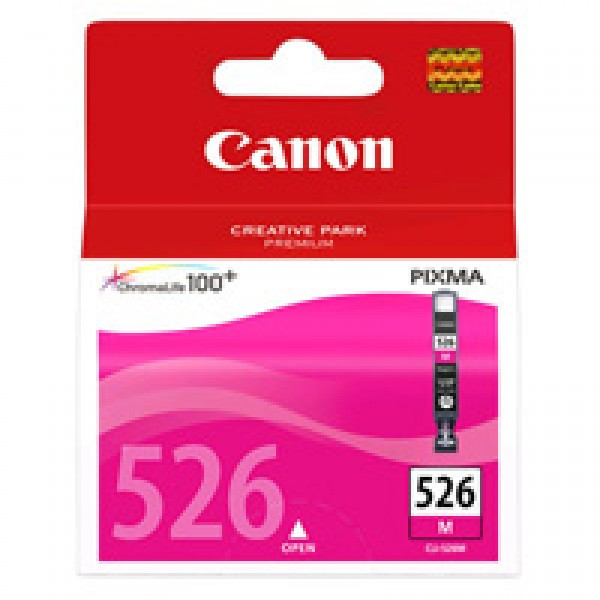 Cartus cerneala Canon Magenta CLI-526M