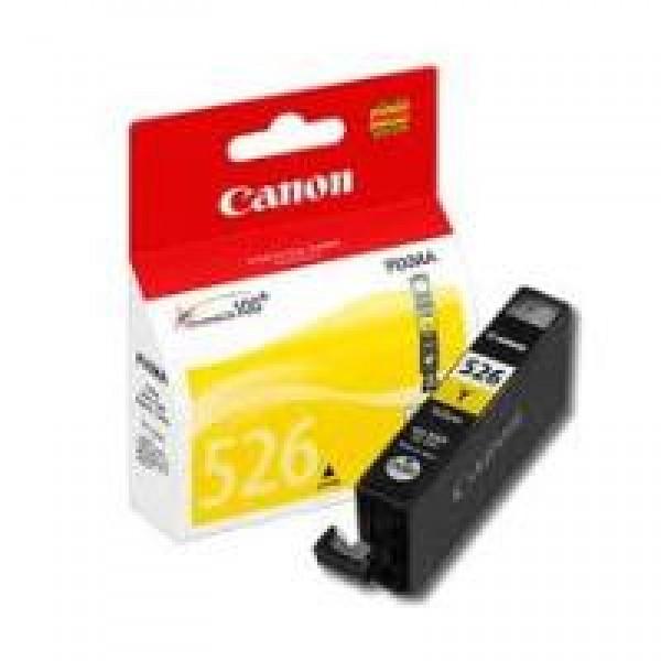 Cartus cerneala Canon Yellow CLI-526Y