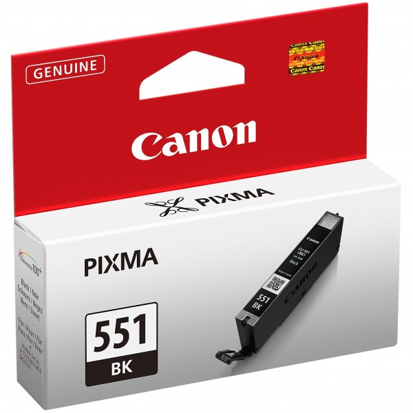 Cartus cerneala Canon Black CLI-551B