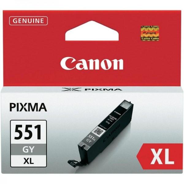 Cartus cerneala Canon Grey cap. mare CLI-551XLGY