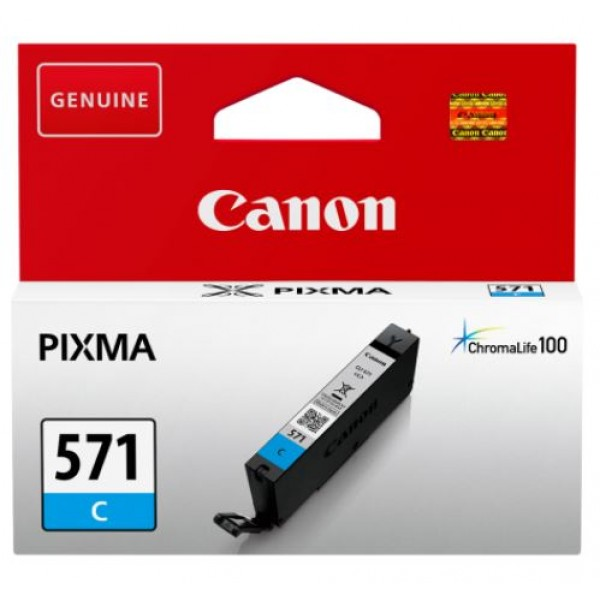 Cartus cerneala Canon Cyan CLI-571C