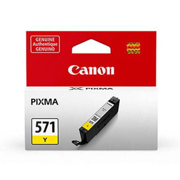 Cartus cerneala Canon Yellow CLI-571Y