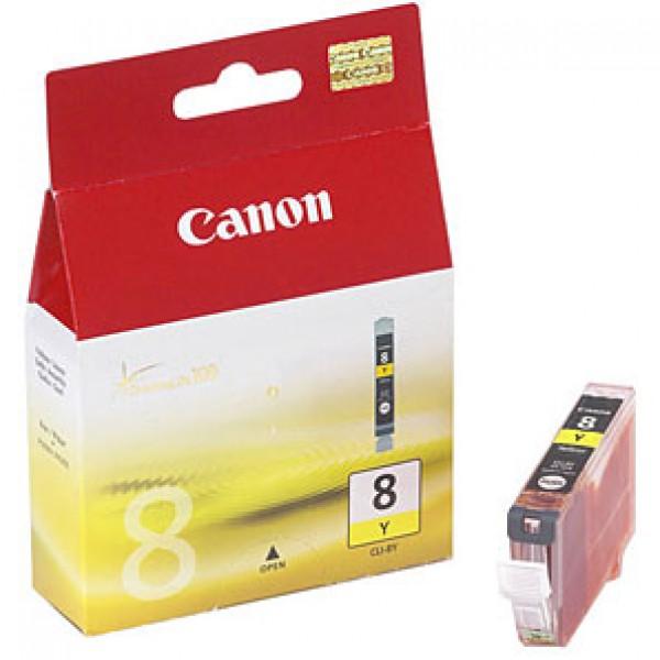 Cartus cerneala Canon Yellow CLI-8Y