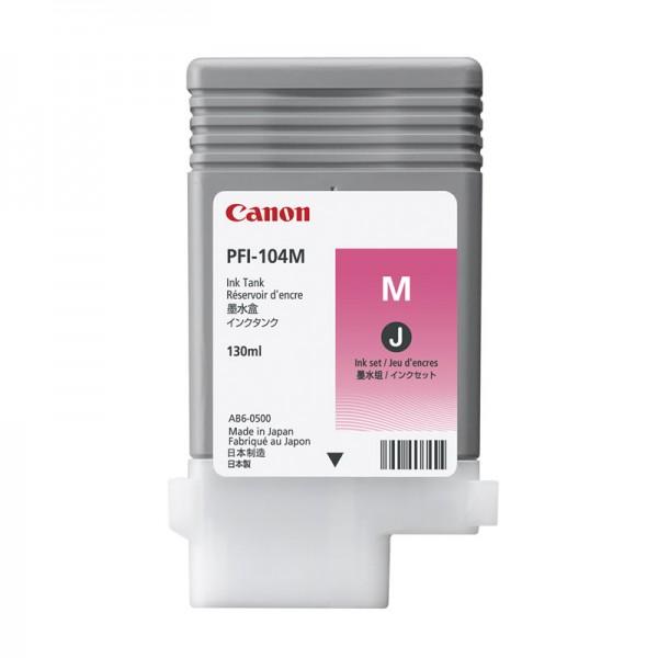 Cartus cerneala Canon Dye Magenta PFI-104M