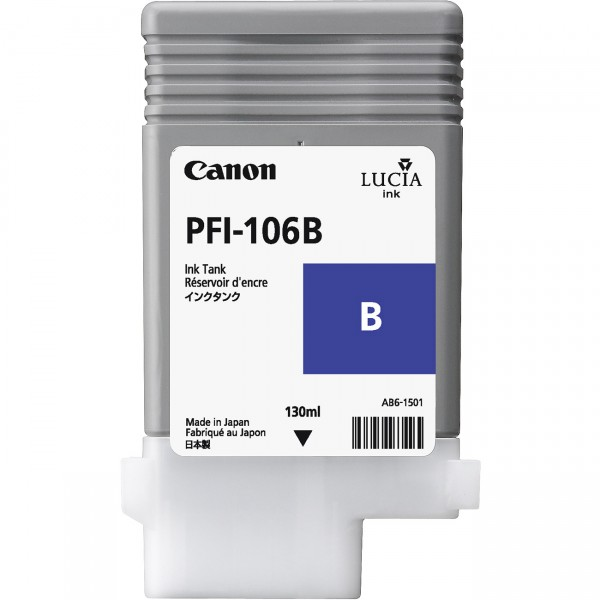 Cartus cerneala Canon Blue PFI-106BL
