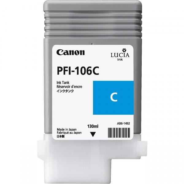 Cartus cerneala Canon Cyan PFI-106C