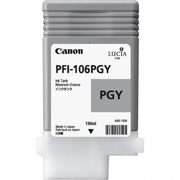 Cartus cerneala Canon Photo Grey PFI-106PGY