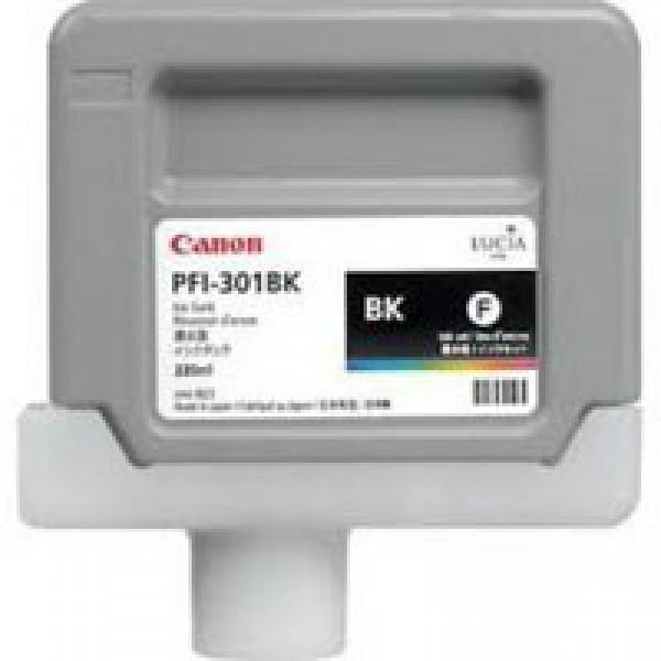 Cartus cerneala Canon Pigment Black PFI-301B