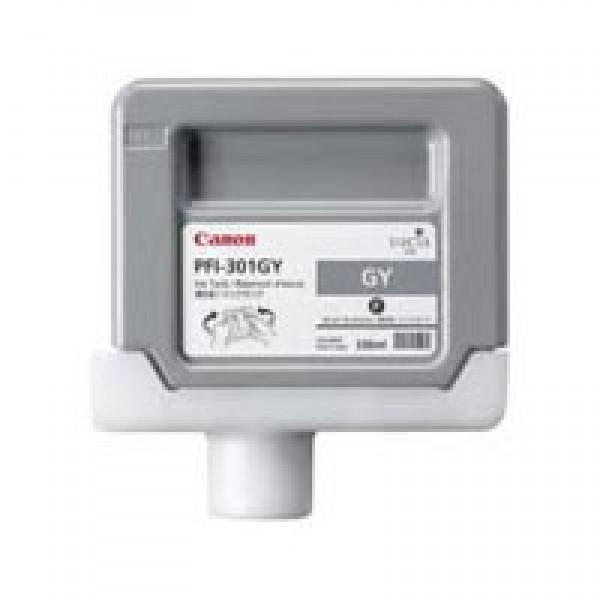 Cartus cerneala Canon Pigment Grey PFI-301GY