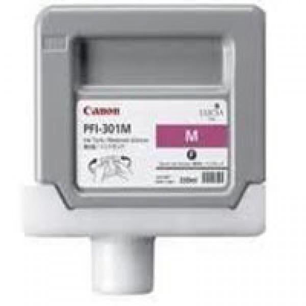 Cartus cerneala Canon Pigment Magenta PFI-301M