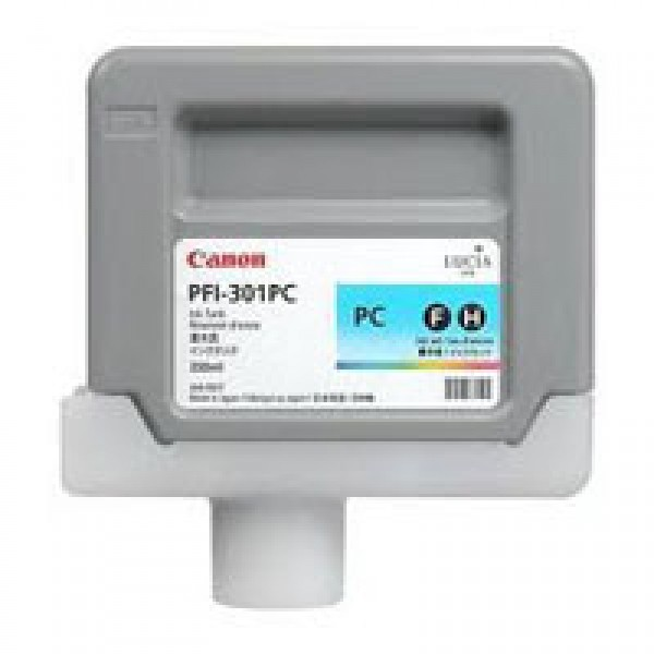 Cartus cerneala Canon Pigment Photo Cyan PFI-301PC