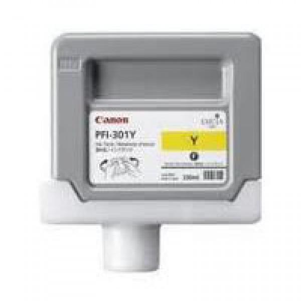 Cartus cerneala Canon Pigment Yellow PFI-301Y