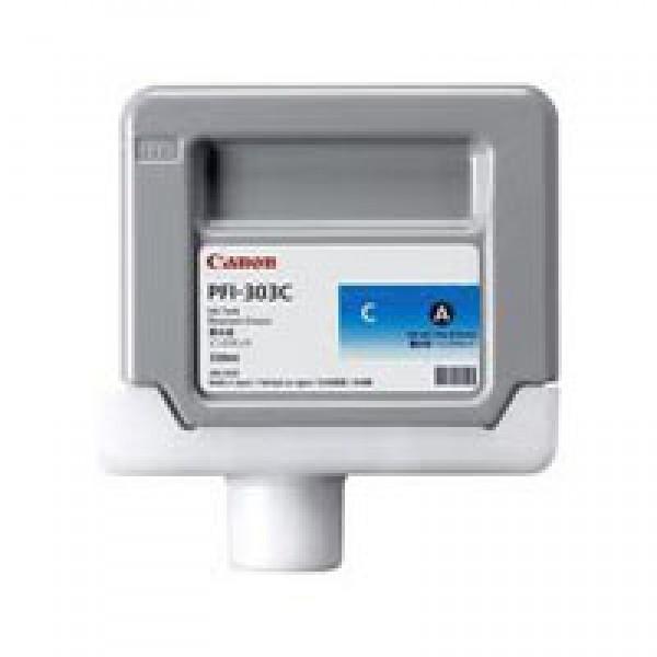 Cartus cerneala Canon Cyan PFI-303C