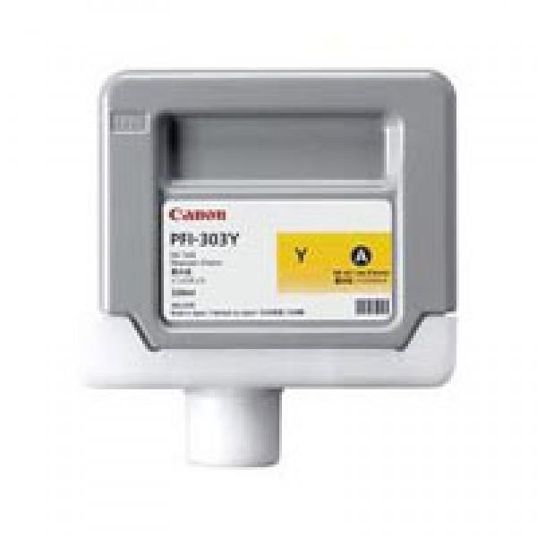 Cartus cerneala Canon Yellow PFI-303Y