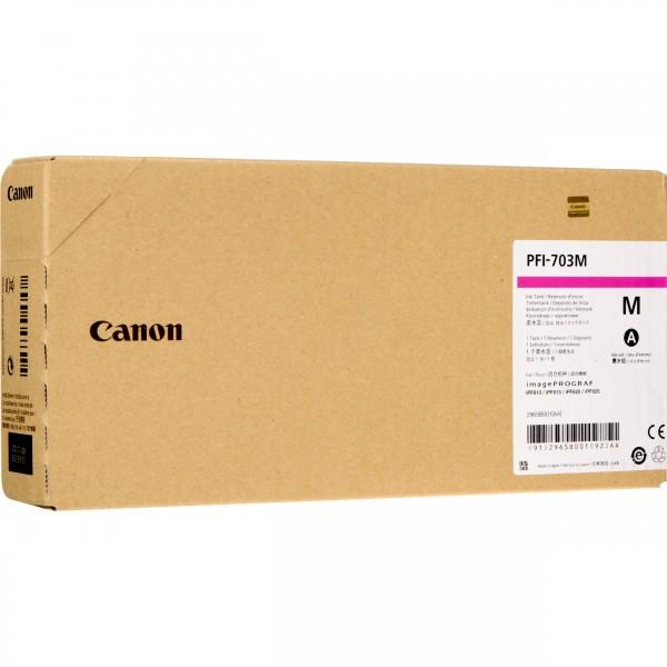 Cartus Canon PFI-707M , magenta, 700ml