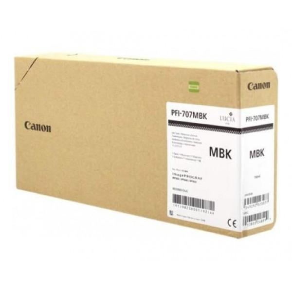 Cartus cerneala Canon Matte Black PFI-707MB