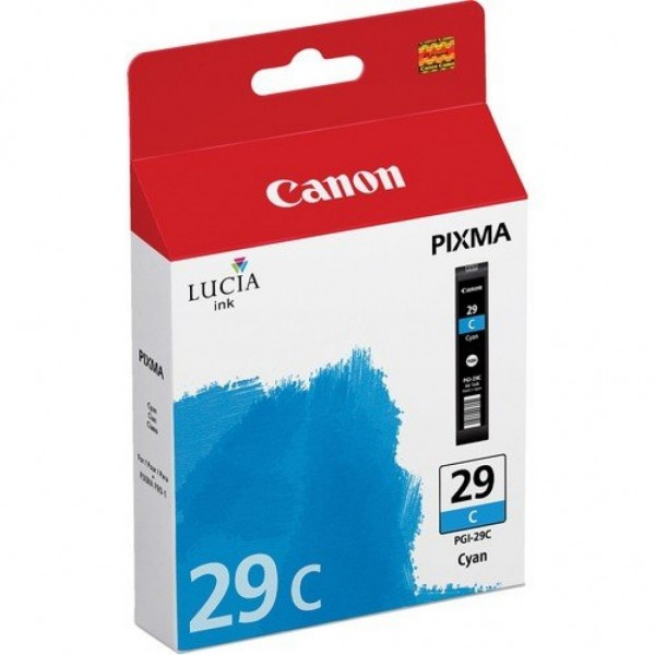 Cartus cerneala Canon Cyan PGI-29C