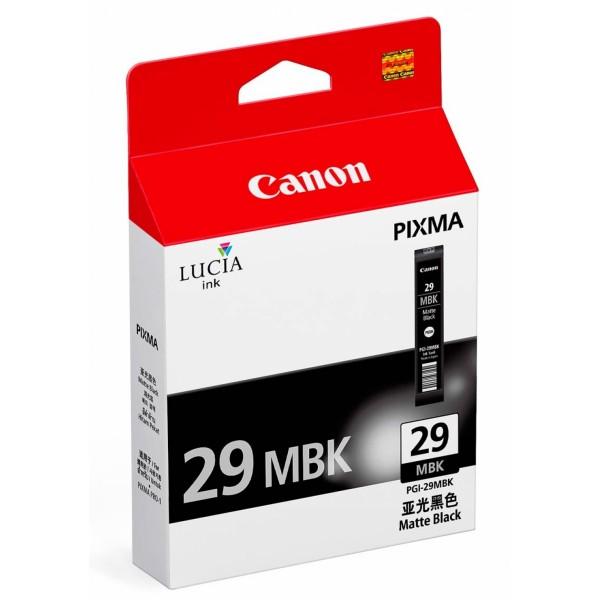 Cartus cerneala Canon Matte Black PGI-29MB