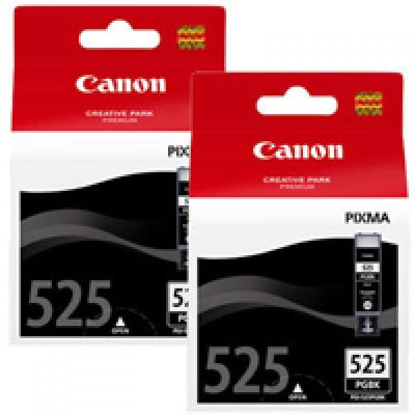 Cartus cerneala Canon Black PGI-525B 2buc/pac