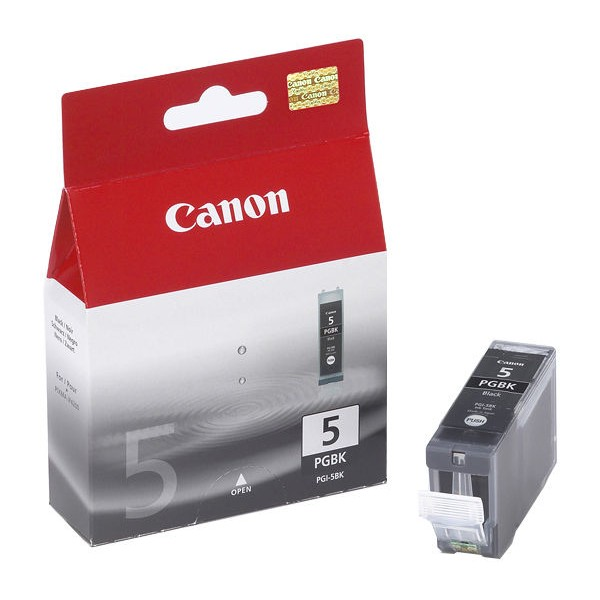 Cartus cerneala Canon Black PGI-5B 2buc/pac