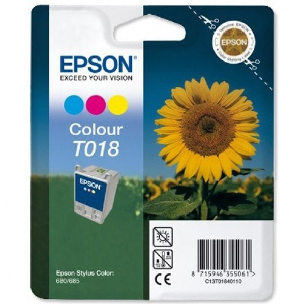 Cartus cerneala Epson Color T018401