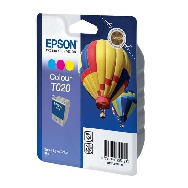 Cartus cerneala Epson Color T020401