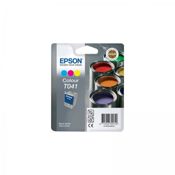 Cartus cerneala Epson Color T041040
