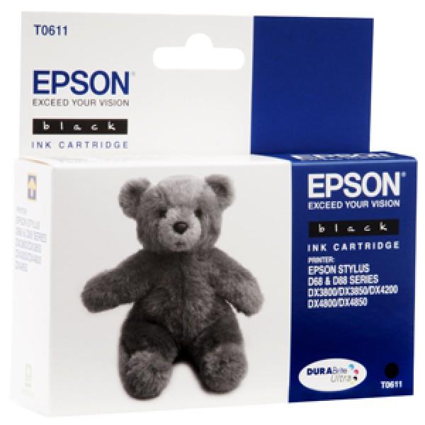 Cartus cerneala Epson Black T061140