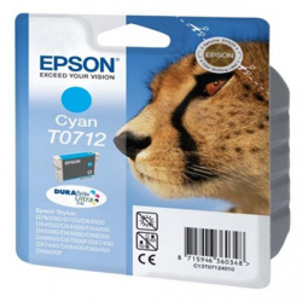 Cartus cerneala Epson Cyan T071240