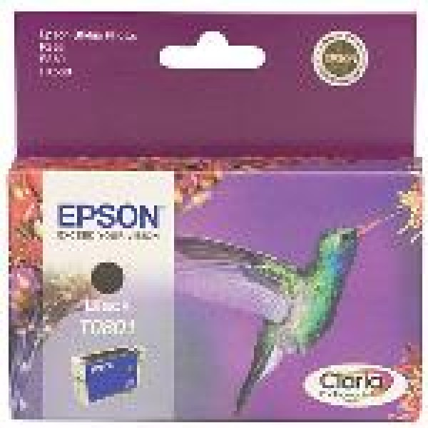 Cartus cerneala Epson Black T080140