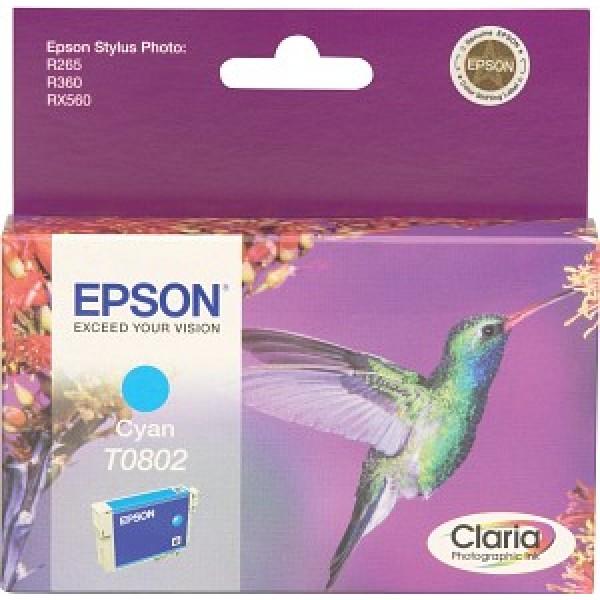 Cartus cerneala Epson Cyan T080240