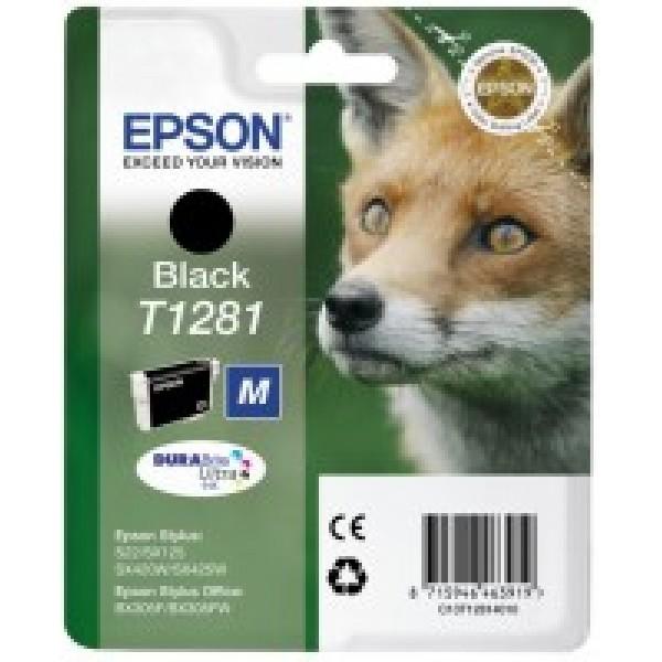 Cartus cerneala Epson Black T128140