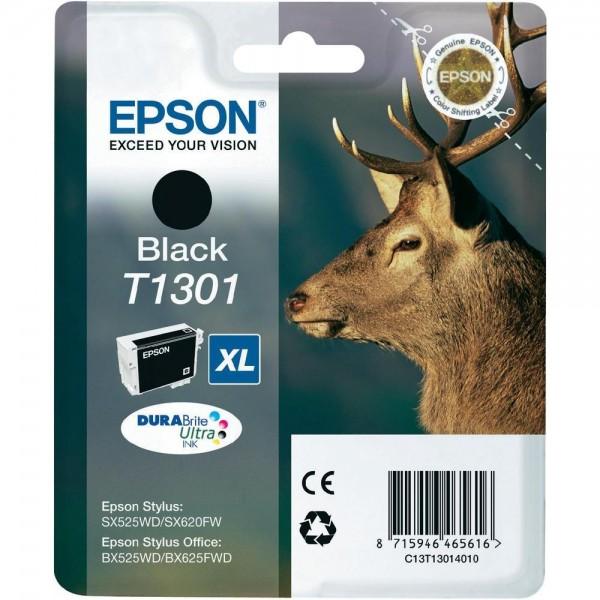Cartus cerneala Epson Black cap. mare T130140