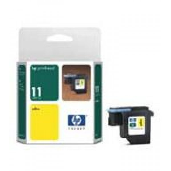 Cap de printare HP 11 Yellow C4813A