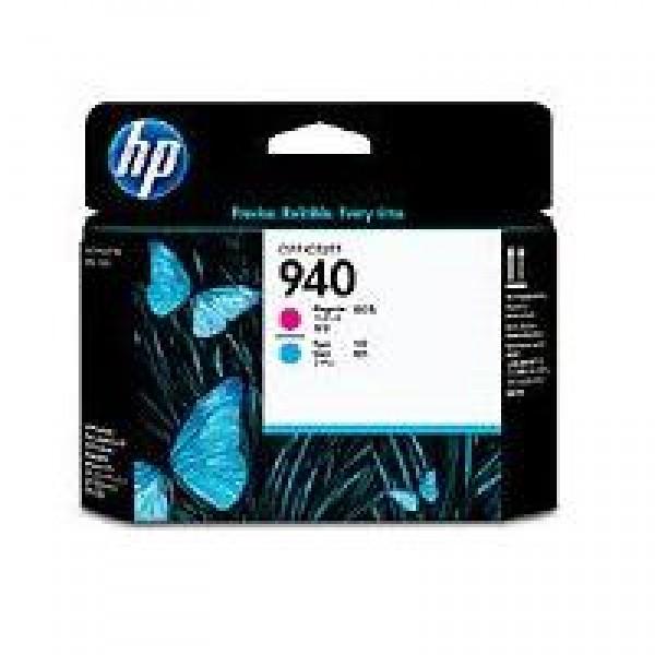 Cap de printare HP 940 Magenta&Cyan C4901A