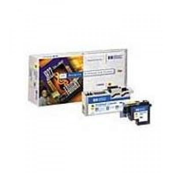 Cap de printare si cleaner HP 81 Dye Yellow C4953A