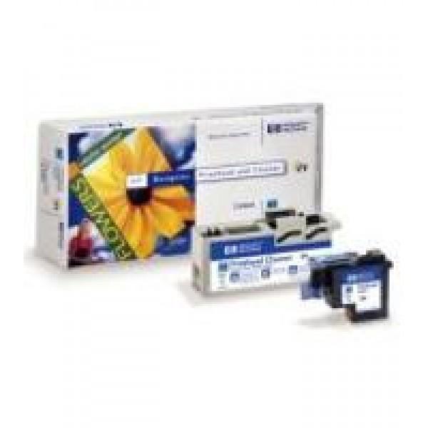 Cap de printare si cleaner HP 83 UV Cyan C4961A