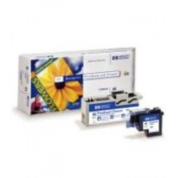 Cap de printare si cleaner HP 83 UV Light Cyan C49...