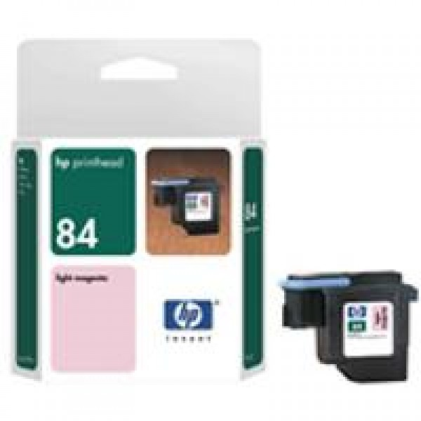 Cap de printare HP 84 Light Magenta C5021A
