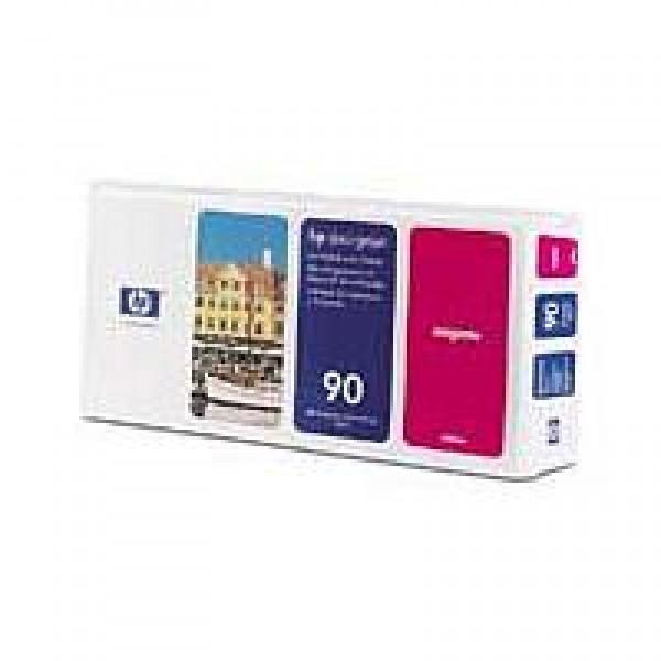 Cap de printare si cleaner HP 90 Magenta C5056A