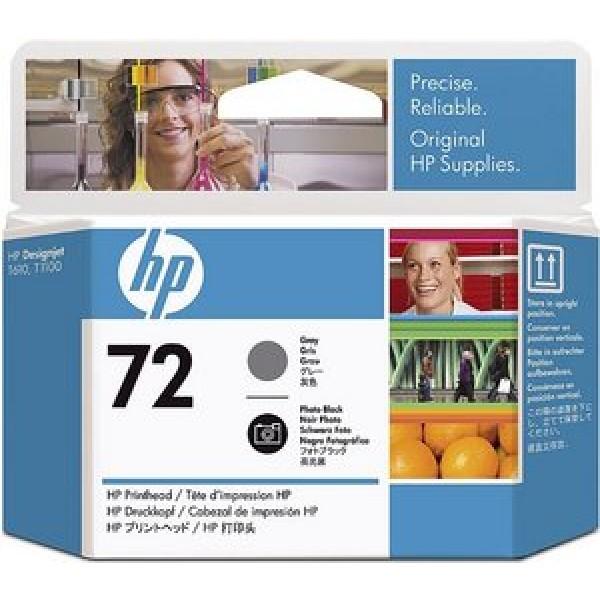 Cap de printare HP 72 Grey&Photo Black C9380A