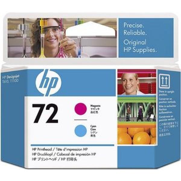 Cap de printare HP 72 Magenta&Cyan C9383A