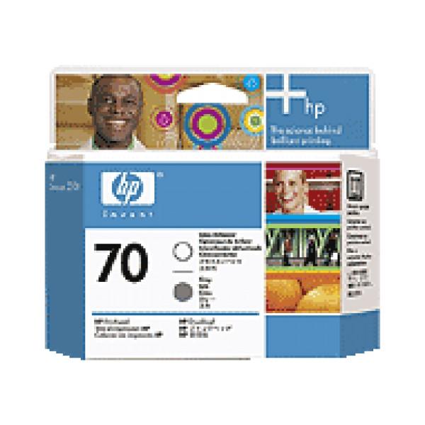 Cap de printare HP 70 Gloss Enhancer&Grey C941...