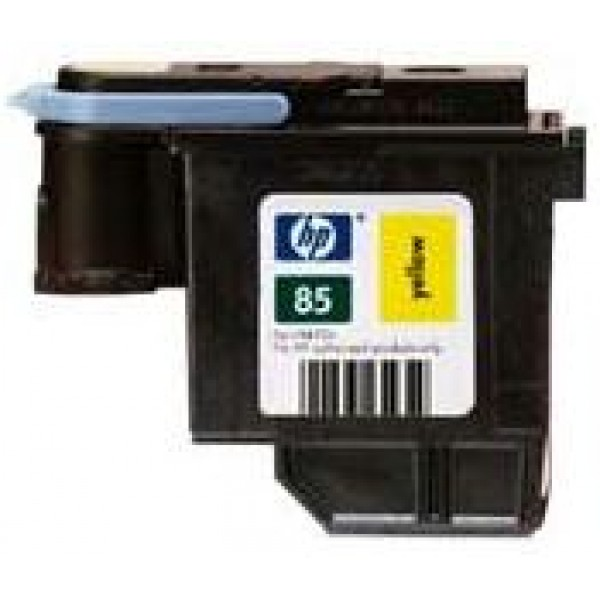 Cap de printare HP 85 Yellow C9422A