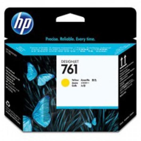 Cap de printare HP 761 Yellow CH645A