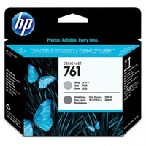 Cap de printare HP 761 Grey&Dark Grey CH647A