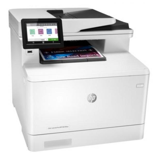 Multif. laser color fax A4 HP Color LaserJet Pro MFP M479fnw W1A78A